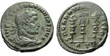 "Ancient Coins - Constantine I The Great ""SPQR OPTIMO PRINCIPI Aquila, Standards"" RIC 351 Rome"
