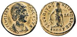 "Ancient Coins - Helena (Mother Constantine The Great) ""Securitas, Delta Epsilon"" Antioch Desert"