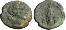 "Ancient Coins - Lycia, Cragus ""Apollo With Lyre & Plectrum"" Von Aulock 4310 Rare"