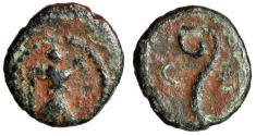 "Ancient Coins - Phoenicia, Berytus Pseudo-Autonomous Issue ""Nike, Wreath / Lituus"" Scarce"