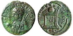 "Ancient Coins - Constantine II Caesar ""Victory & Spear Over Shoulder"" Trier RIC 384 Very Rare"