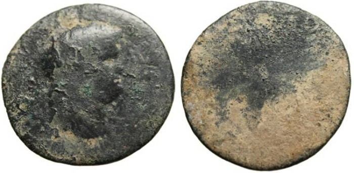Ancient Coins - Nero, AE As 54-68 AD