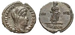 "Ancient Coins - Constantine I The Great Posthumous ""VN MR Veneration of Memory"" Alexandria EF"