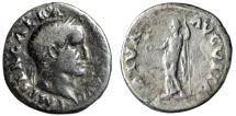 "Ancient Coins - Galba AR Denarius ""Diva Livia Standing"" Rome 68-69 AD RIC 189 Scarce"