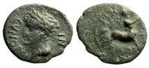 "Ancient Coins - Celtic, Britain, Trinovantes & Catuvallauni AE18 ""Laureate Bust & Centaur"" Rare"