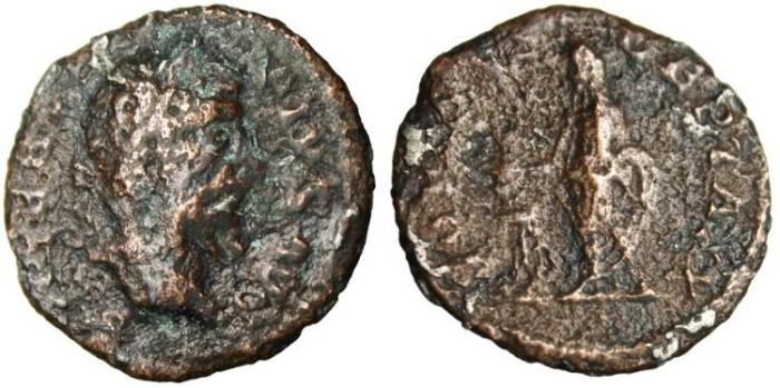 """Ancient Coins - Septimius Severus Fouree Denarius """"VOTA SVSCEPTA XX"""" RIC 308 Prototype"""