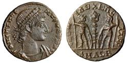 "Ancient Coins - Constantine I The Great ""GLORIA EXERCITVS Soldiers of Roman Empire"" Alexandria"