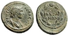 "Ancient Coins - Phrygia, Ancyra (Ankyra) Pseudo-Autonomous Issue ""Senate & Ethnic Wreath"" gF"