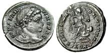 "Ancient Coins - Constantine I The Great ""SARMATIA DEVICTA Victory Captive"" London RIC 289 VF"