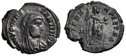 """Ancient Coins - Divus Constantine I The Great """"AETERNA PIETAS Globe & Spear"""" Extremely Rare gVF"""