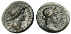 "Ancient Coins - Mysia, Pergamon Autonomous Issue ""Senate & Roma"" RPC 2374 Choice EF Near MS"
