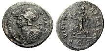 "Ancient Coins - Probus AE Antoninianus ""VICTORIA AVG Victory Trophy"" Rome RIC 214 Rare"