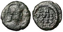 """Ancient Coins - Ostrogoths Pseudo-Imperial Decanummium """"INVICTA ROMA & DN VVIT ICIS REX"""" Rare"""