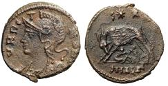 "Ancient Coins - Rome City Commemorative ""Wolf Suckling Romulus & Remus, Lupa Romana"" Alexandria"