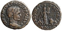 "Ancient Coins - Philip I The Arab ""Laureate Portrait / Dacia Standing, DF Vexillum"" Very Rare"