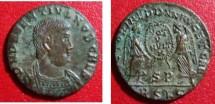 Ancient Coins - nEF Decentius centenionalis