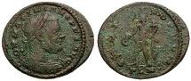 Ancient Coins - Cheap Maximianus 2nd reign follis; London mint.