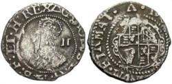 World Coins - Charles I halfgroat
