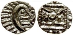 """World Coins - Superb essentially mint state """"Porcupine"""" sceat."""