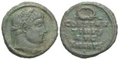 Ancient Coins - Anepigraphic Constantine I AE 3. Antioch mint.