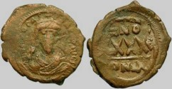 Ancient Coins - Phocas follis