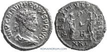 Ancient Coins - PROBUS. (AD 276-282) Antoninianus, 4.54g.  Antioch. Heavy antoninianus