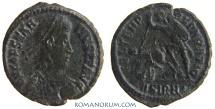 Ancient Coins - CONSTANTIUS II. (AD 337-361) AE 3, 2.56g.  Sirmium. FEL TEMP