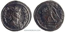 Ancient Coins - PROBUS. (AD 276-282) Antoninianus, 3.97g.  Rome. VICTORIA AVG Nice silvering.