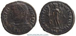 Ancient Coins - LICINIUS. (AD 308-324) AE3, 2.53g.  Cyzicus. IOVI CONSERVATORI