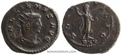 Ancient Coins - GALLIENUS. (AD 253-268) Antoninianus, 3.38g.  Antioch.