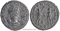 Ancient Coins - PROBUS. (AD 276-282) Antoninianus, 3.62g.  Antioch. Scarcer officina