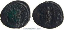 Ancient Coins - POSTUMUS. (AD 260-268) Antoninianus, 2.19g.  Cologne. IMP X COS V