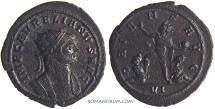 Ancient Coins - AURELIAN. (AD 270-275) Antoninianus, 3.56g.  Siscia.