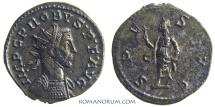 Ancient Coins - PROBUS. (AD 276-282) Antoninianus, 3.42g.  Lugdunum. SPES AVG