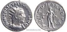 Ancient Coins - VALERIAN. (AD 253-260) Antoninianus, 4.63g.  Antioch.