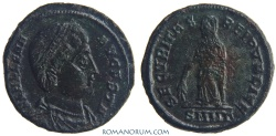 Ancient Coins - HELENA. (Mother of Constantine the Great.) AE3, 2.90g.  Nicomedia. SECVRITAS REIPVBLICE