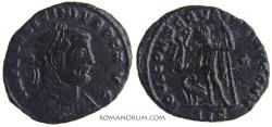Ancient Coins - LICINIUS. (AD 308-324) AE3, 3.95g.  Siscia. IOVI CONSERVATORI