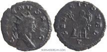 Ancient Coins - GALLIENUS. (AD 253-268) Antoninianus, 4.01g.  Rome.