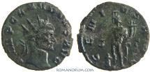 Ancient Coins - CLAUDIUS II, Gothicus. (AD 268-270) Antoninianus, 2.51g.  Rome. GENIVS AVG