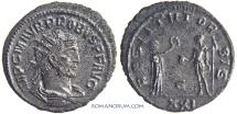 Ancient Coins - PROBUS. (AD 276-282) Antoninianus, 3.80g.  Antioch.