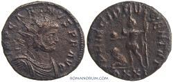Ancient Coins - CARINUS . (AD 283-285 ) Antoninianus, 3.97g.  Ticinum. Featured in Wildinds.com