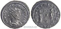 Ancient Coins - PROBUS. (AD 276-282) Antoninianus, 3.80g.  Antioch.