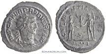 Ancient Coins - PROBUS. (AD 276-282) Antoninianus, 2.78g.  Antioch. Scarce officina