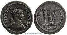 Ancient Coins - PROBUS. (AD 276-282) Antoninianus, 3.77g.  Rome.