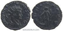 Ancient Coins - CLAUDIUS II, Gothicus. (AD 268-270) Antoninianus, 2.35g.  Milan. ANNONA AVG
