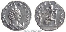 Ancient Coins - SALONINA. (Wife of Gallienus) Antoninianus, 2.64g.  Cologne. VENVS FELIX