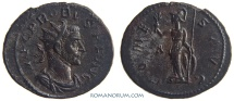 Ancient Coins - PROBUS. (AD 276-282) Antoninianus, 3.88g.  Lugdunum. COMES AVG