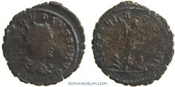 Ancient Coins - CLAUDIUS II, Gothicus. (AD 268-270) Antoninianus, g.  Cyzicus. The coin that gave him the name.