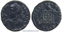 Ancient Coins - CRISPUS. (AD 317-326) AE3, 2.74g.  London. Unrecorded legend break.