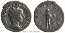 Ancient Coins - GORDIAN III. (238-244 AD) Antoninianus, 4.71g.  Rome. AETERNITATI AVG